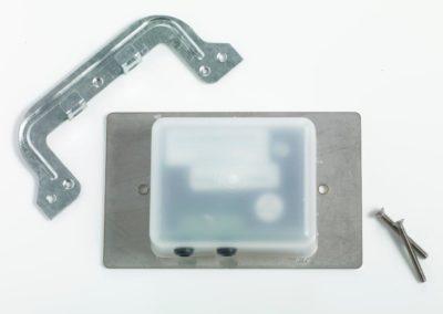 06_Plastic protection box - Screws & Bracket